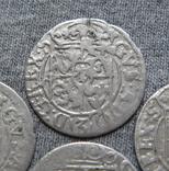 1/24 талера 1600-х годов. Густав Адольф. Эльбинг ( 4 штуки )., фото №11