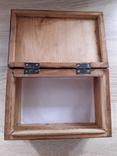 Шкатулка деревянная с орнаментом., фото №6