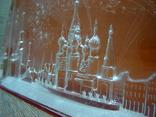 Сувенир СССР Оргстекло Москва - Красная площадь, фото №6