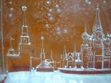 Сувенир СССР Оргстекло Москва - Красная площадь, фото №7