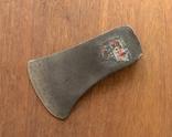 Collins Homestead Большой антикварный валочный топор, фото №2