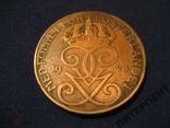 Швеция 5 эре 1922 г, фото №3