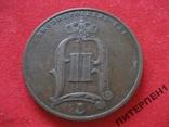 Швеция 5 эре 1878 г, фото №3
