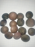 Пуговіци 15 шт, фото №2