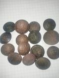 Пуговіци 15 шт, фото №5