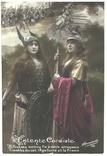 Окрытка Cердечное согласие Первая мировая война Франция, фото №2