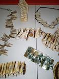 Браслеты из ракушек., фото №5