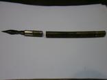 Старинная перьевая ручка.Дорожная 50-е СССР, фото №2