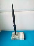 Ручка чернильная на подставке., фото №2