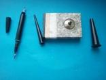 Ручка чернильная на подставке., фото №4