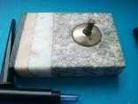 Ручка чернильная на подставке., фото №7