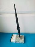 Ручка чернильная на подставке., фото №10
