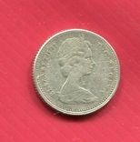 Канада 10 центов Серебро Парусник, фото №3