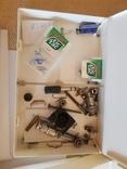 Коробки с деталями - 4шт, фото №6