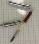 Ручка перьевая времен СССР новая, фото №11