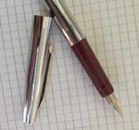 Ручка перьевая времен СССР новая, фото №13