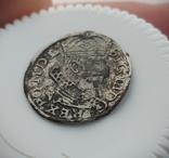 Литовский грош Сигизмунда ІІІ 1262год, фото №2