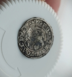 Литовский грош Сигизмунда ІІІ 1262год, фото №3