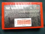 Касети Wagdoms 90 6 шт, фото №5