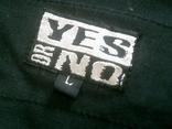Urban Gremini - черный китель куртка разм.L, фото №5
