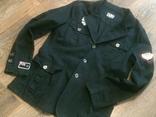 Urban Gremini - черный китель куртка разм.L, фото №6