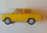 Машина желтая, фото №2