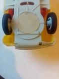 Машина желтая, фото №5