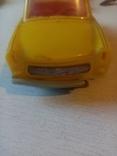 Машина желтая, фото №6