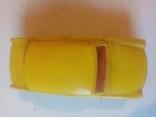 Машина желтая, фото №8