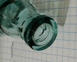 Мерная треугольная бутылка для уксусной эссенции СССР, фото №5