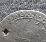 Шестак 1626 года. Сиг. ІІІ Ваза ( GROSS ... PO )., фото №3