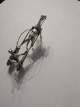 Серебряная колесница жокей, фото №5
