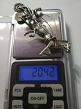 Серебряная колесница жокей, фото №13