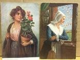 2 красивые открытки, фото №2