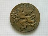 Настільна медаль 15., фото №3