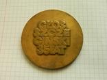 Настільна медаль 19., фото №3