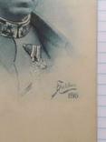 Листівка: Австро-Угорщина, портрет генерала від інфантерії, 1916., фото №4