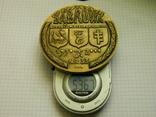 Настільна медаль 21., фото №4