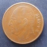 5 эре Норвегия Олав V 1960г., фото №3