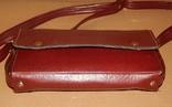 Винтажная сумка СССР для переноски и хранения 6 кассет, фото №3