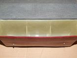 Винтажная сумка СССР для переноски и хранения 6 кассет, фото №11