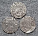 1/24 талера 1623 года. Густав Адольф. Рига ( 3 штуки )., фото №3