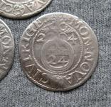 1/24 талера 1623 года. Густав Адольф. Рига ( 3 штуки )., фото №6