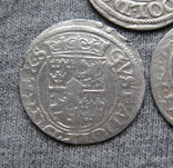 1/24 талера 1623 года. Густав Адольф. Рига ( 3 штуки )., фото №7