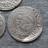 1/24 талера 1623 года. Густав Адольф. Рига ( 3 штуки )., фото №9
