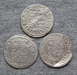 1/24 талера 1623 года. Густав Адольф. Рига ( 3 штуки )., фото №11