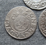 1/24 талера 1600-х годов. Георг Вильгельм. Пруссия ( 3 штуки )., фото №4