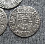 1/24 талера 1600-х годов. Георг Вильгельм. Пруссия ( 3 штуки )., фото №9