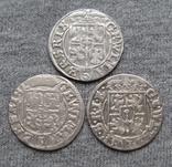 1/24 талера 1600-х годов. Георг Вильгельм. Пруссия ( 3 штуки )., фото №11