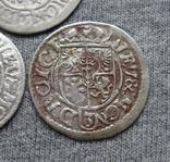 1/24 талера 1600-х годов. Георг Вильгельм. Пруссия ( 3 штуки )., фото №8